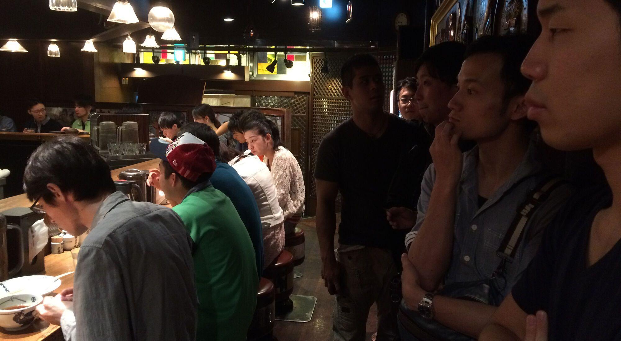 ראמן בטוקיו