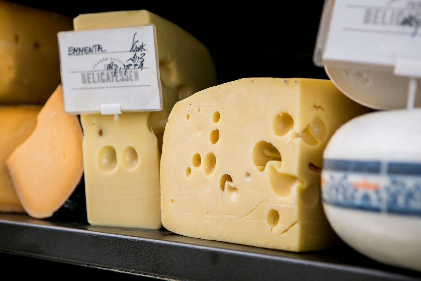 גבינות בקר