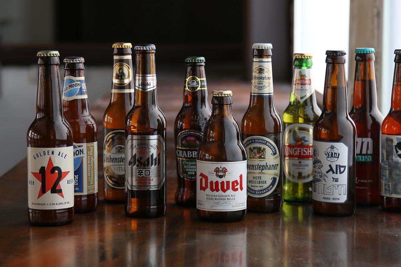 בירה וסיידר
