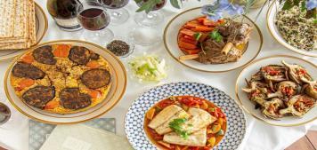 ארוחת החג של רותי ברודו