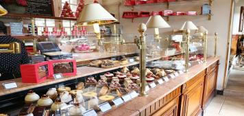 בוטיקי מתוקים של פעם בפריז