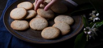 עוגיות סבלה פרג ולימון