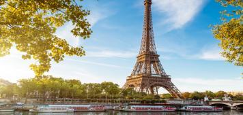 יום אחד בפריז