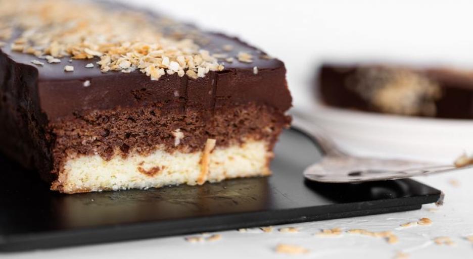 מתכון לפסח: בחושה שוקולד קוקוס