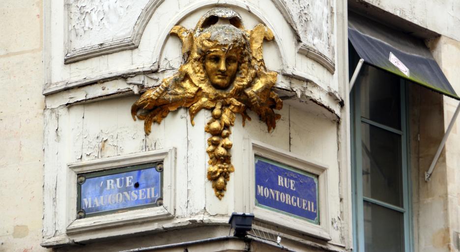 רחוב מונטורגיי: כפר ציורי בלב פריז