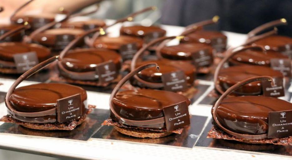 קינוחי שוקולד פריזאיים
