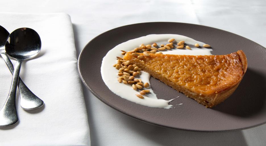 מתכון לראש השנה: טארט דבש של הדליקטסן
