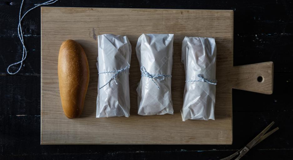 אהבה בין שתי פרוסות לחם