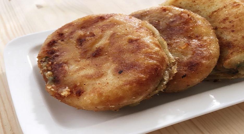מתכון לבסטיל: לביבות תפוחי אדמה ממולאות בפטריות