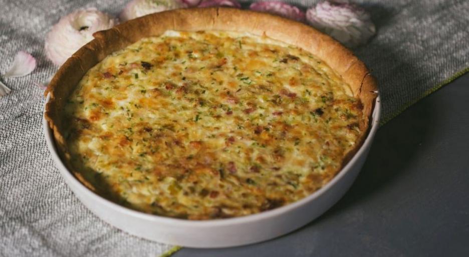 טעם של בית צרפתי: קיש לורן