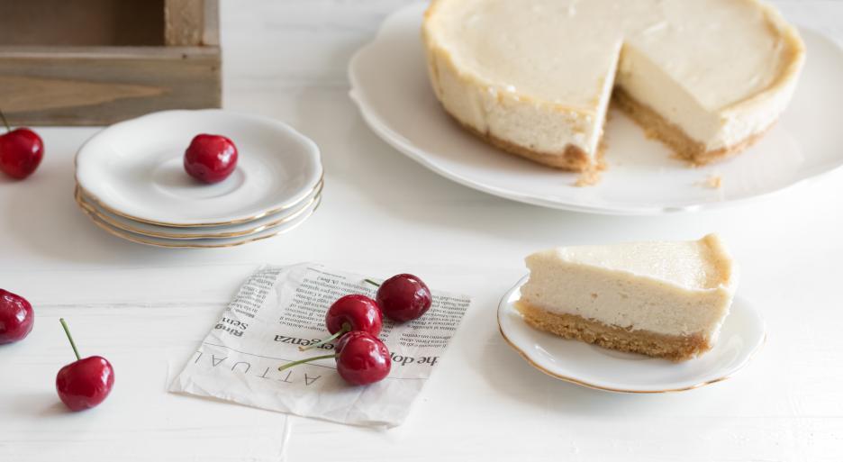 מתכון לשבועות: עוגת הגבינה של הבראסרי
