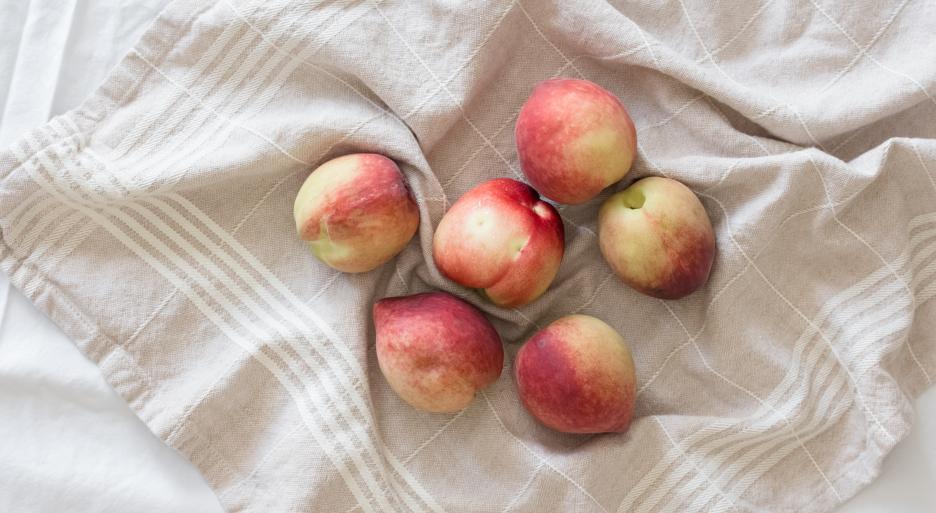 מתכון וספר: אפרסקים בפרובאנס