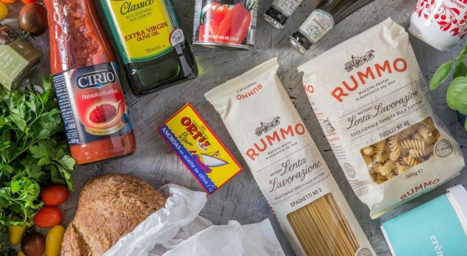 פסטה Rummo, בשני רטבים נהדרים