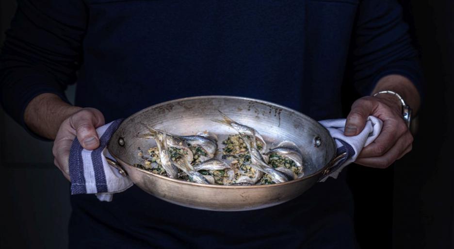 פשוט, טעים ומרשים: סרדינים ממולאים