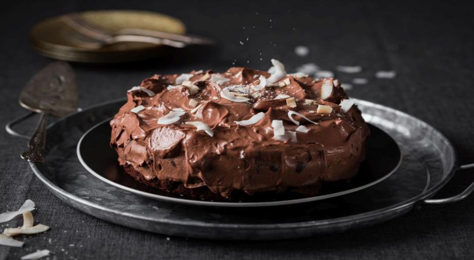 עוגת השוקולד והקוקוס של יסמין חאן
