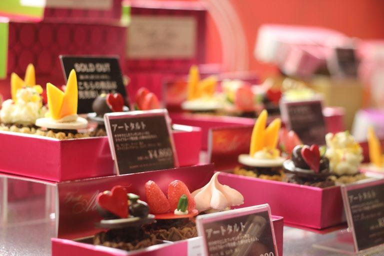 חבילות שוקולד יפניות מושקעות ליום האהבה