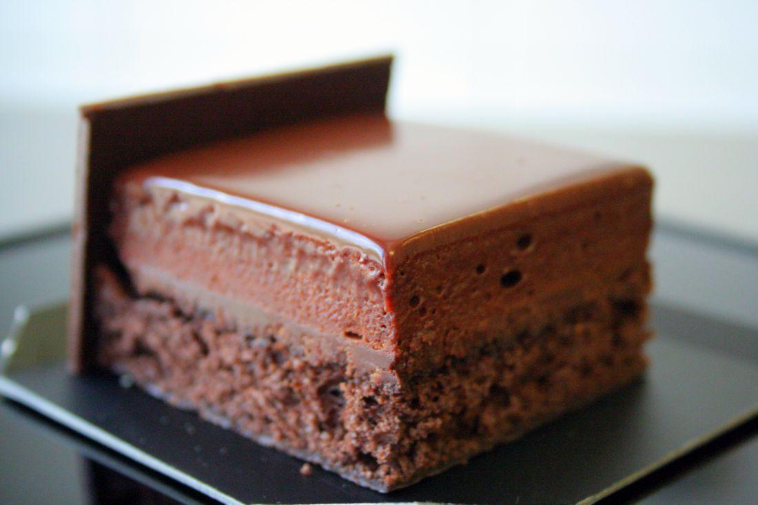 Gateau Chocolat, עוגת השוקולד של קליר דמון