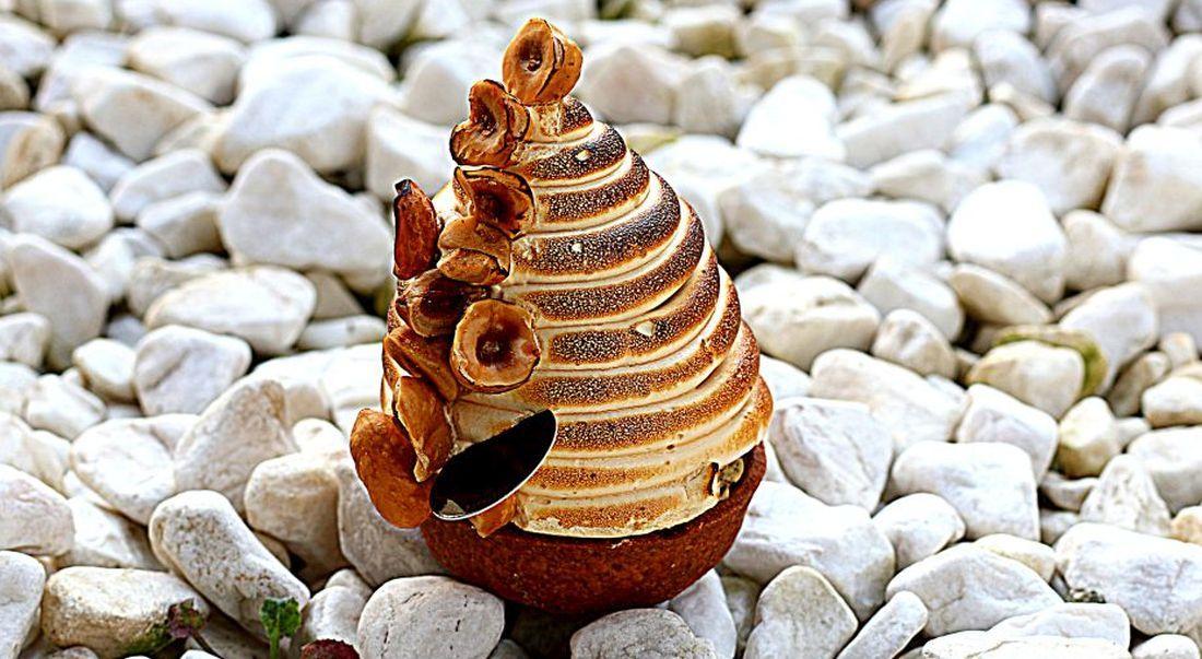 """פרלינה אגוזי הלוז של """"גרגרי וניל"""" בקיוטו"""