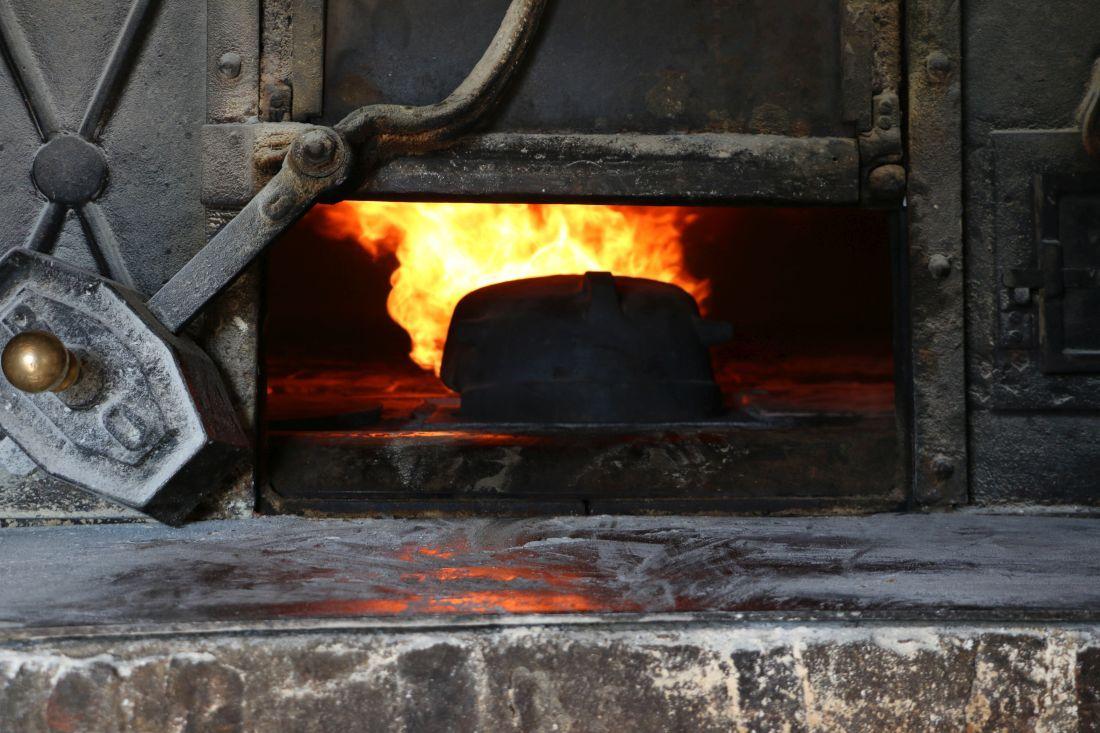 תנור האפייה המסורתי של רובינו