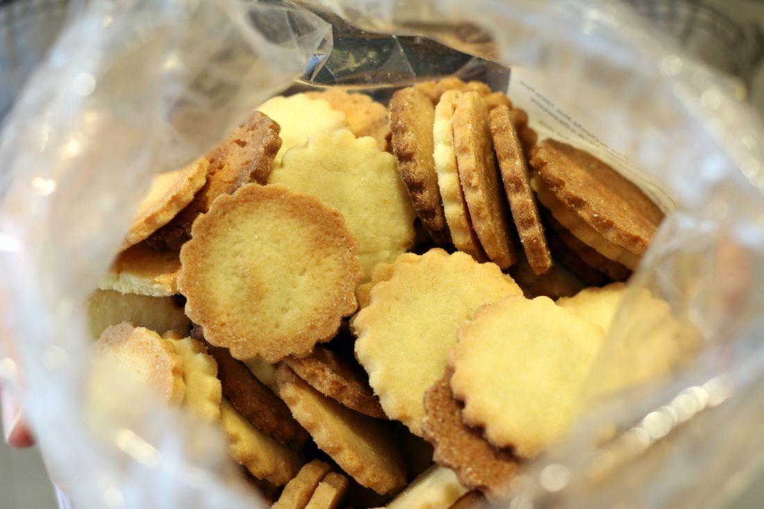 עוגיות הסבלה של פואלין