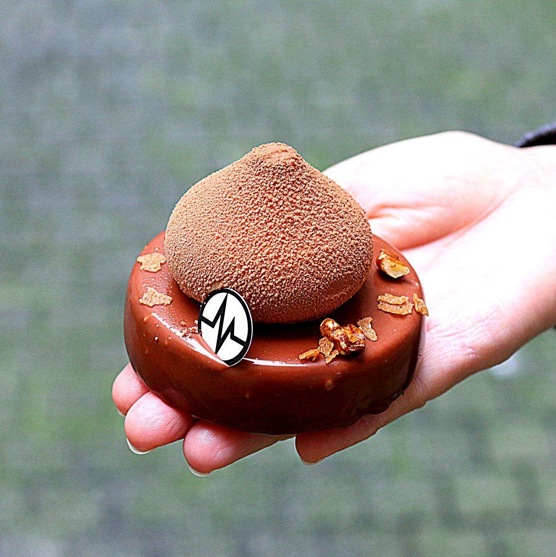 הקלאסיק שוקולד פקאן של מישלאק