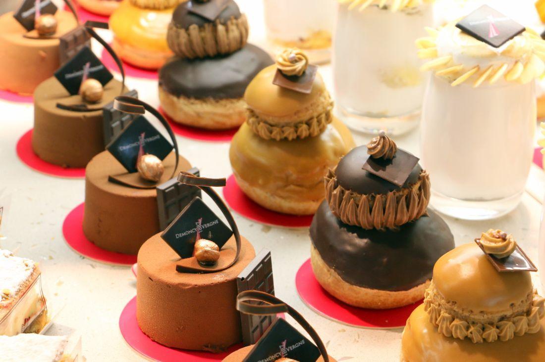 קינוחי שוקולד בפריז - אין רבים כאלה