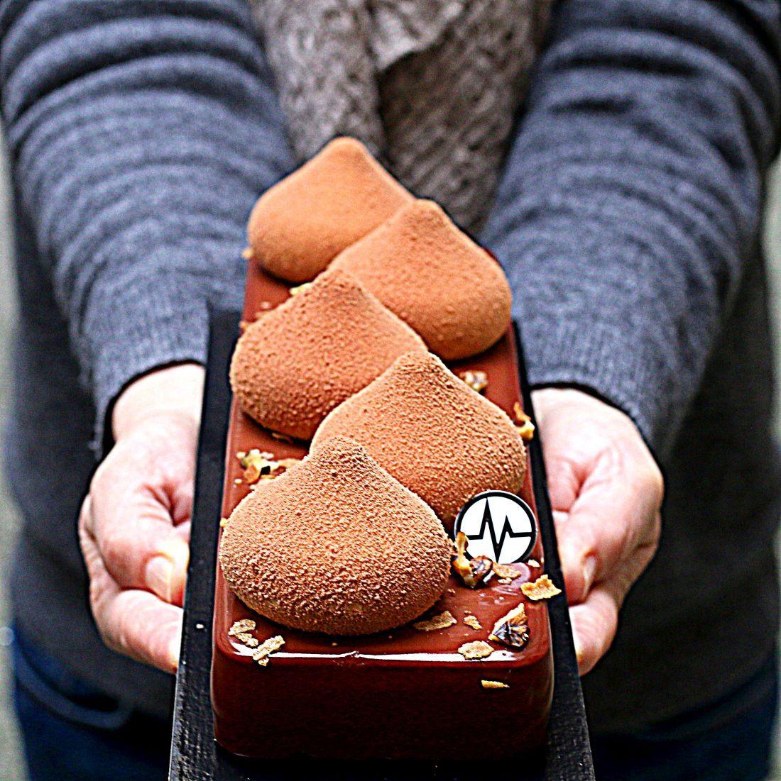הקלאסיק שוקולד פקאן של מישלאק בגירסה משפחתית