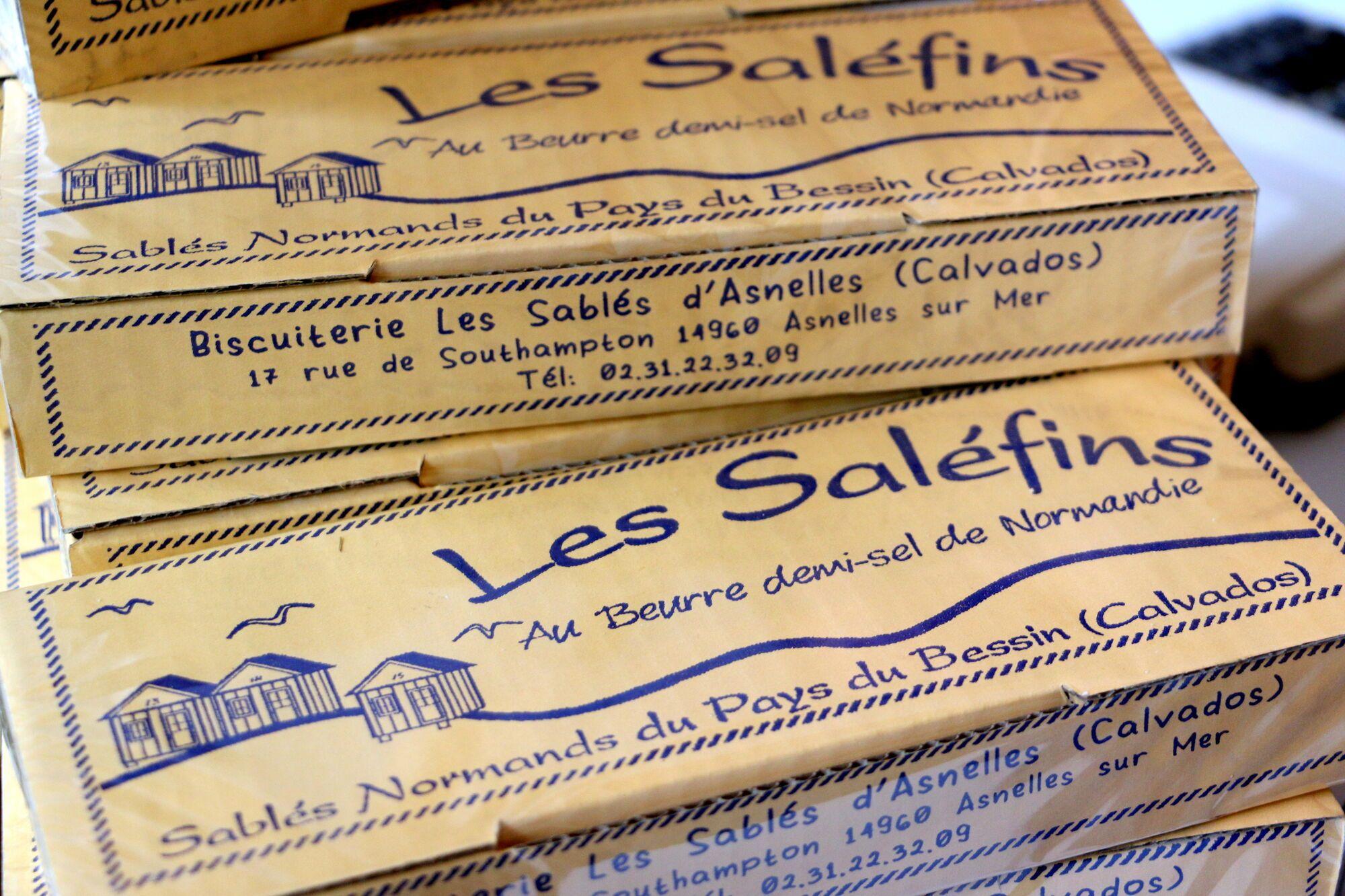 עוד עוגיות אצל Les Sables D'asnelles