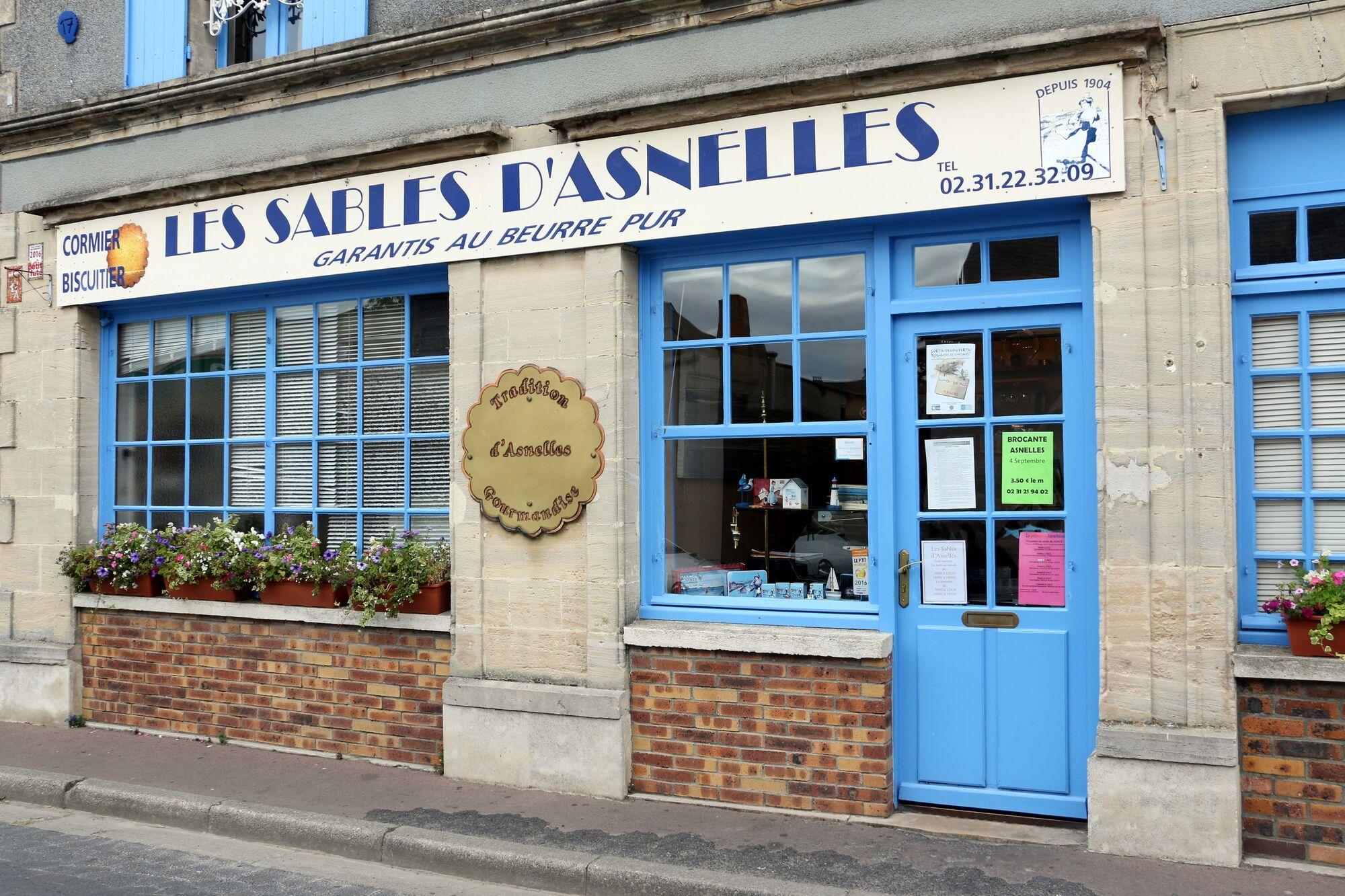 Les Sables D'asnelles, בכפר אנל