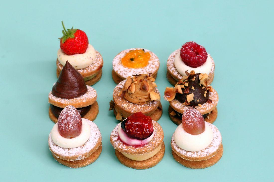 עוגיות סבלה של פטיסרי בונטה