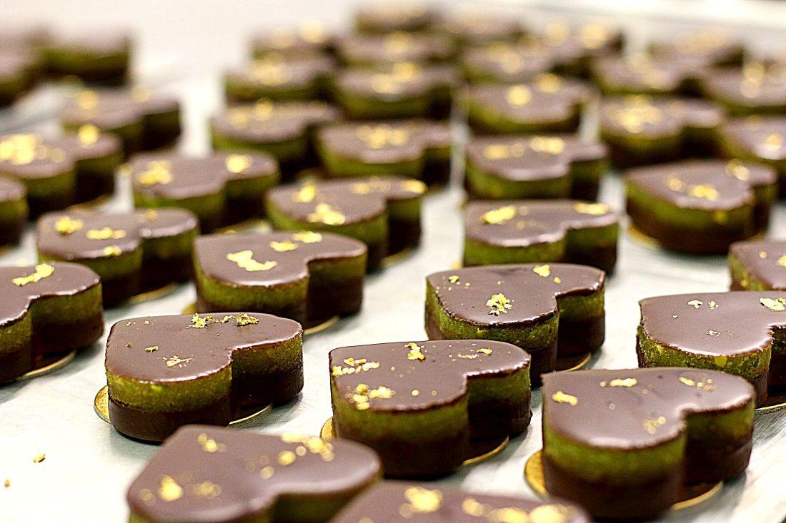 ממתקי פרלינה ושוקולד של מאזה 2