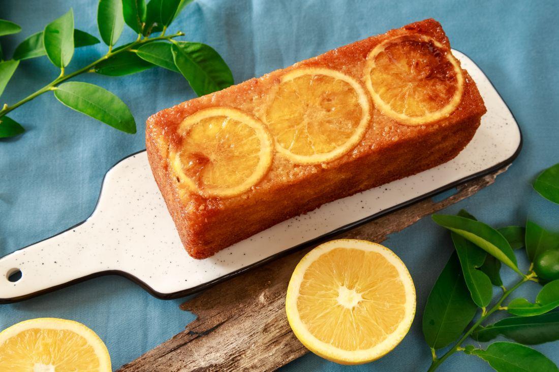 עוגת פולנטה תפוז של הבייקרי