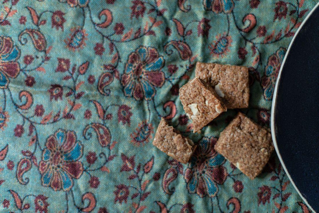 עוגיות הג'ינג'ר במבט מקרוב