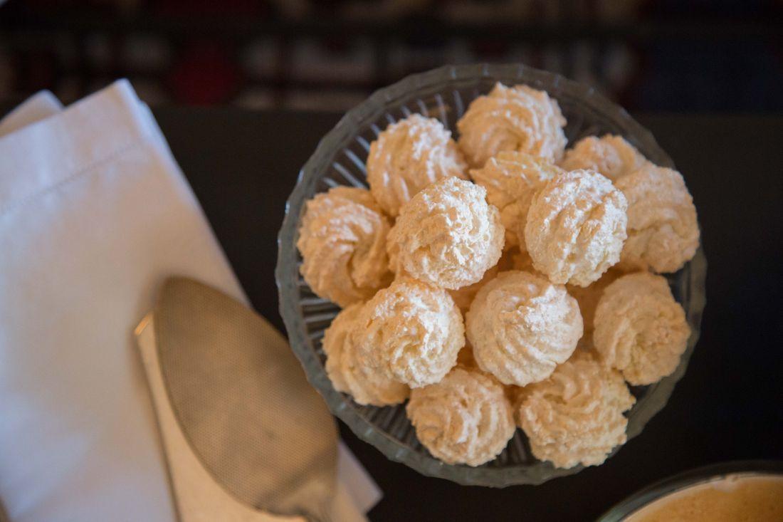 עוגיות מרנג קוקוס