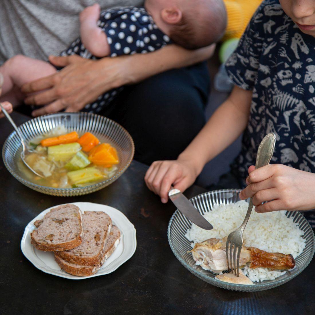 ארוחה ליולדת של הדליקטסן