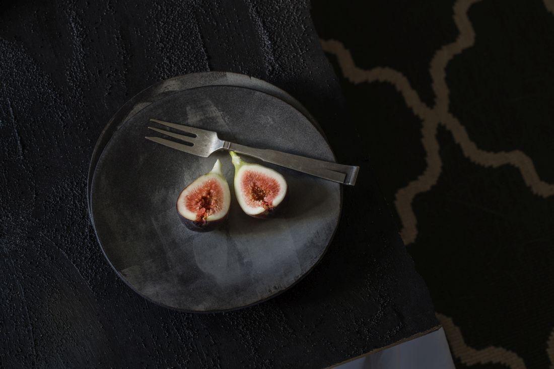 על השילוב בין תאנים ופירות בכלל לבין גבינות אחראים הצרפתים