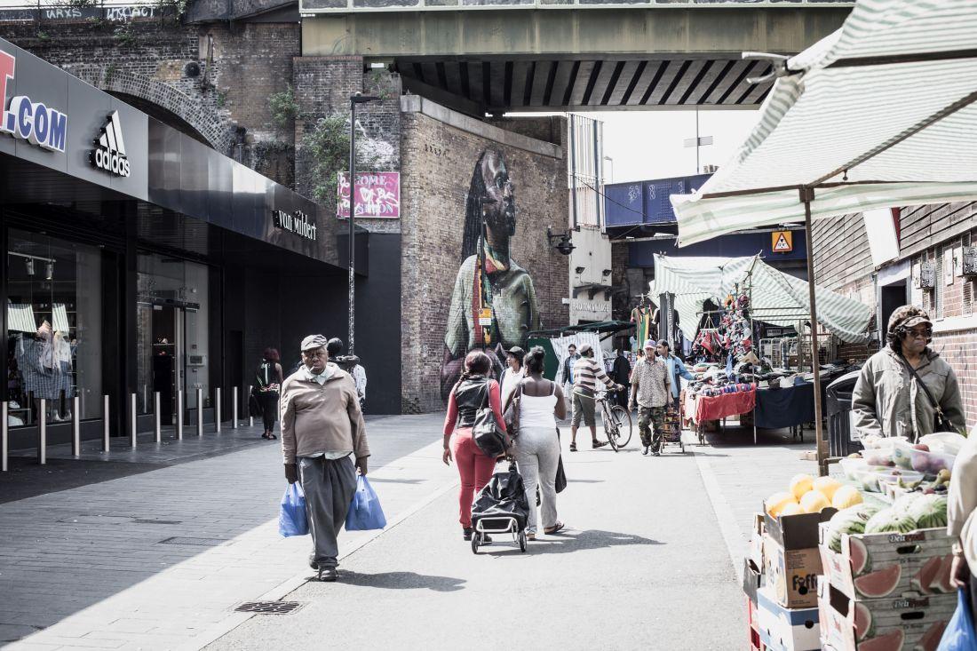 Brixton Market, חומרי גלם אקזוטיים