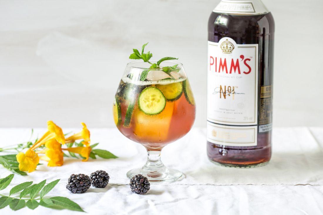 פימס, המשקה האנגלי הפופולרי