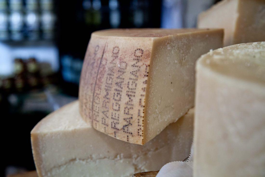 גבינת גראנה פדנו מלומברדיה