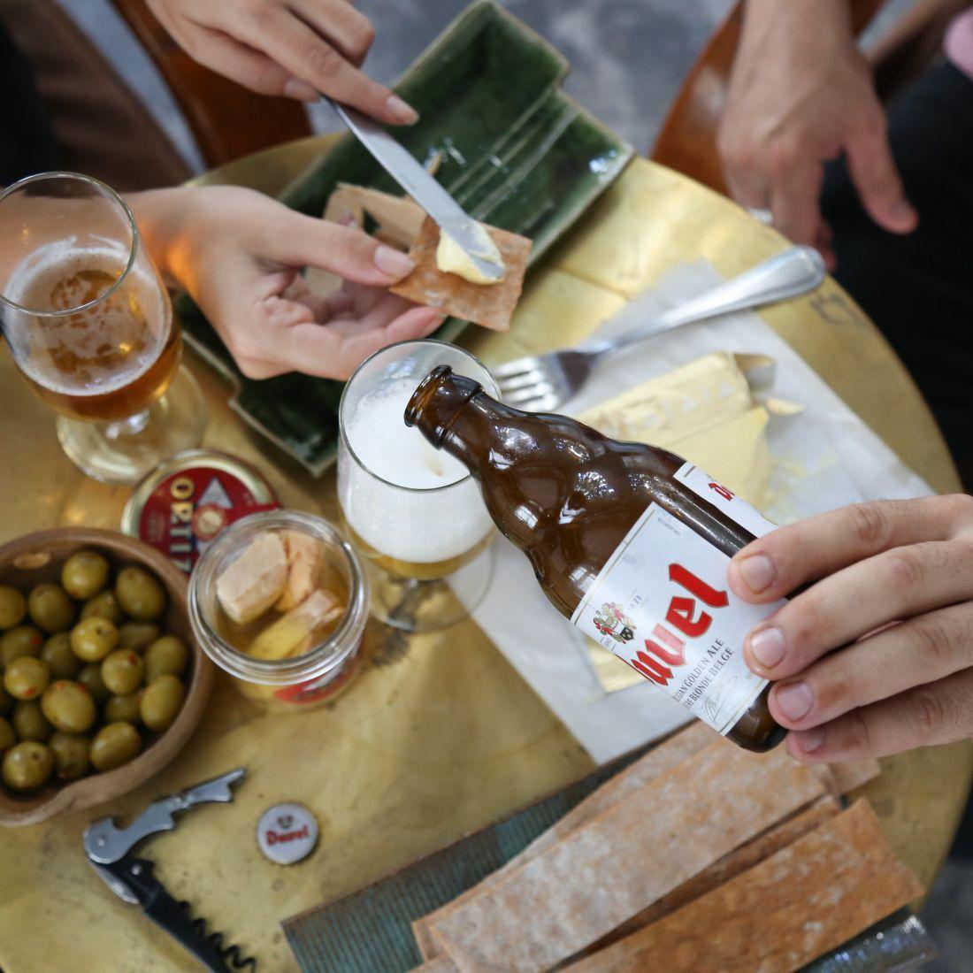 """שום סקירת בירה לא תהיה שלמה בלי קפיצה קטנה לבלגיה, וכשאומרים """"בלגיה"""", אומרים בהכרח גם """"דובל"""""""