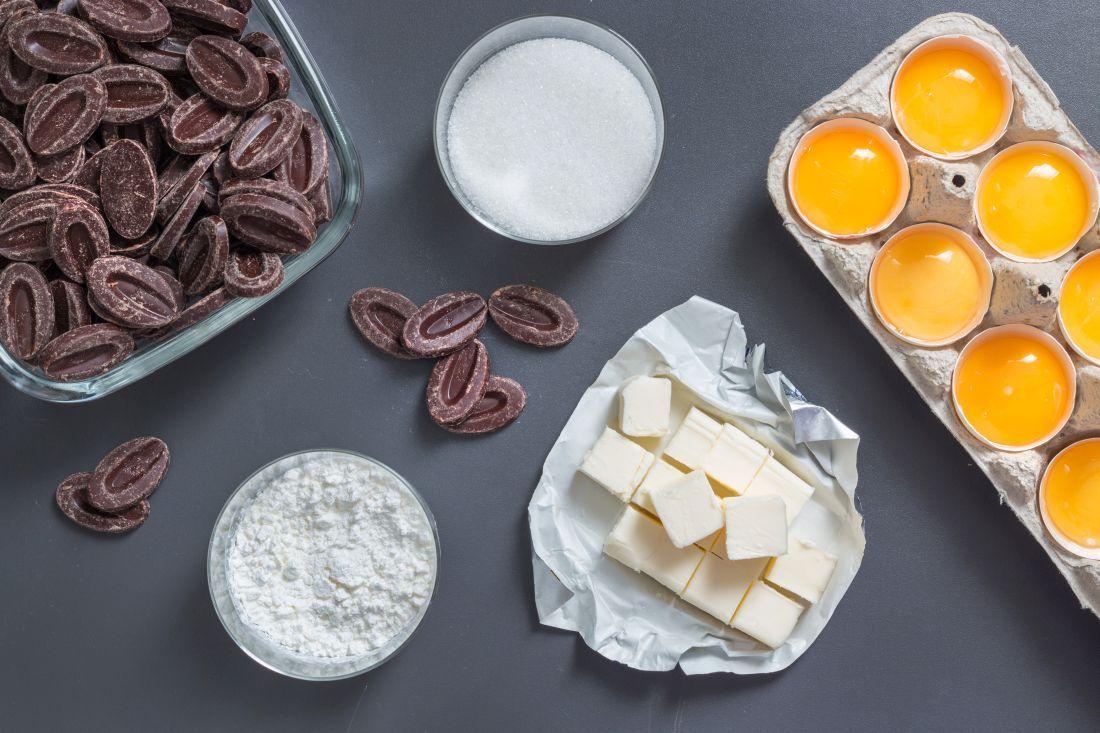 עוגת השוקולד של הבייקרי, המצרכים
