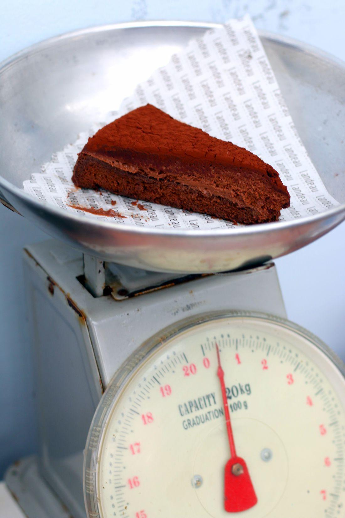 עוגת השוקולד הטובה בעולם