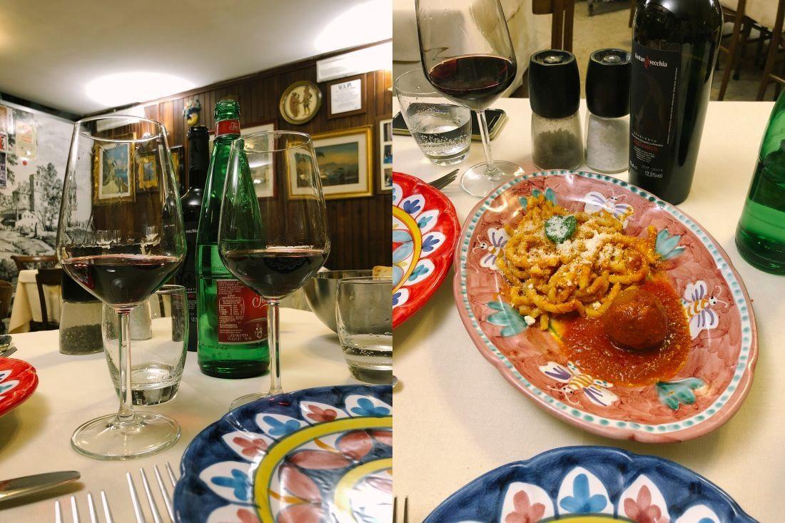 Europeo Mattozzi, מסעדה נאפוליטנית שרוב התיירים לא מכירים