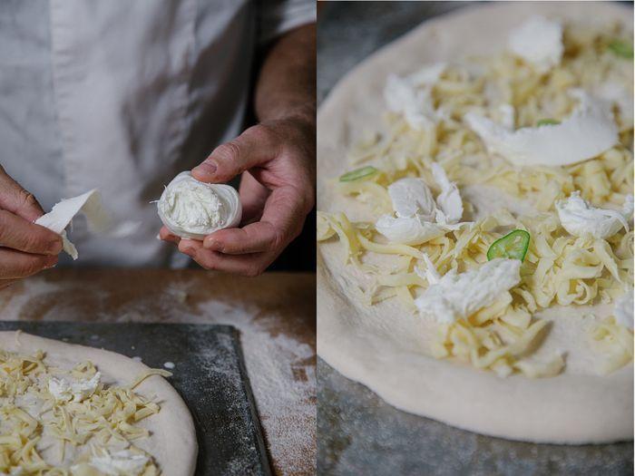 ההמלצה שלנו - תמיד לשלב גבינת מוצרלה טריה