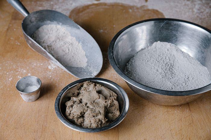 מצרכים ללחם שיפון