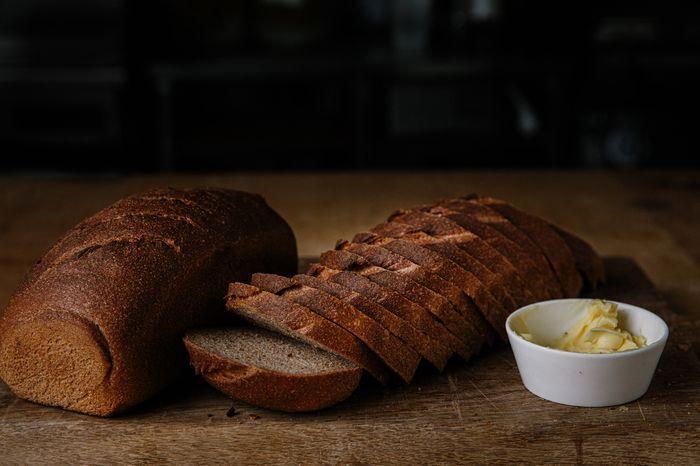 מתכון ללחם חיטה מלאה ביתי
