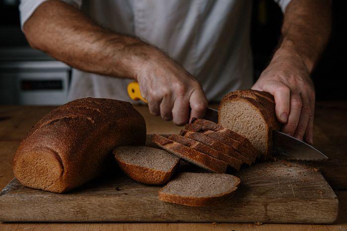 לחם חיטה מלאה